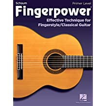 Fingerpower - Primer Level: Effective Technique for Fingerstyle/Classical Guitar (English Edition)