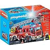 PLAYMOBIL 9463 玩具消防车