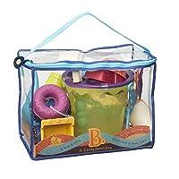 B.Toys 比乐 夏日沙滩袋套装-黄色婴幼儿童玩具礼物18个月-8岁 BX1307Z