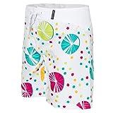 Trespass 儿童 Mabel 夏季短裤 适合儿童女孩/幼儿 2-12 岁,适合室外/乐趣/体育/休闲/海滩/节日