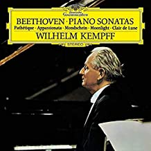 进口LP:贝多芬钢琴奏鸣曲#8,14,23-肯普夫(黑胶唱片) Beethoven:Piano Sonata #8,14,23(LP)4797724