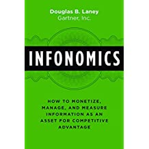 Infonomics: How to Monetize, Manage, and Measure Information as an Asset for Competitive Advantage (English Edition)