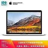 【2018新款】Apple MacBook Pro 13.3英寸笔记本电脑 配备Touch Bar和Touch ID 2.3GHz 四核第八代 Intel Core i5 处理器 8GB 512GB固态硬盘 MR9V2CH/A 银色 套装含13/15英寸尼龙电脑包 可开增值税专用发票