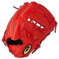 亚瑟士(asics) 棒球 软式用 手套 大谷翔平选手款(专业款) 投掷用 右投用 (LH) 尺寸8 3121A437