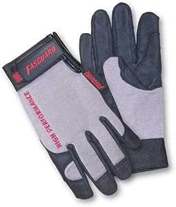 MCR *多任务 FasGuard Clarino 合成纤维手套,带加固拇指垫,1 双 超大 4601482