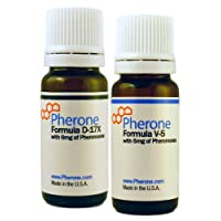 Pherone *优惠 B-175 男装吸引女性,Pheromone Cologne * D-17X 和 V-5 纯人眼影
