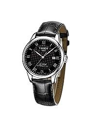 Tissot 天梭 瑞士品牌 Le Locle系列 自动机械男士手表 T006.407.16.053.00