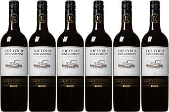 The Lyrup 赖普赤霞珠 红葡萄酒750ml*6(整箱装) (亚马逊进口直采,澳大利亚品牌)