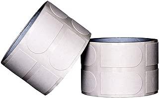 Turbo 保龄球握把保龄球胶带 500 片卷 - 2.54 cm 白色