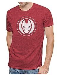 Marvel Comics Avengers Logo Men's T-shirt