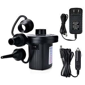 agptek 电动便携式增氧泵气球泵
