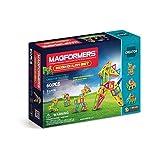 MAGFORMERS 霓虹色磁性积木套装(60片),STEM构建套组