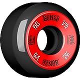 Bones Wheels 100'S #1 52x34 黑色 [V5](新款)
