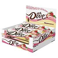 德芙 Dove草莓白巧克力504g(42g*12整盒)