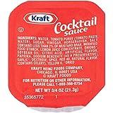 Kraft Cocktail Sauce, 0.75 oz. pack, Pack of 200