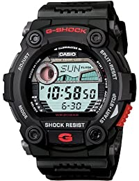 Casio 卡西欧G-SHOCK系列冲浪电子男表 G-7900-1DR