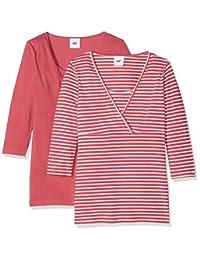 Mamalicious 女式长袖上衣 2 件装