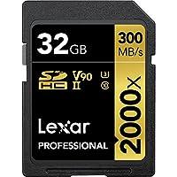Lexar Professional UHS-II 卡LSD32GCRBNA2000R  32GB