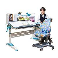 【下单5折】生活诚品儿童书桌椅套装学生书桌椅套装手动升降8812+3301【送阅读架,包安装】(供应商直送)