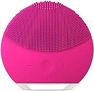 FOREO 斐珞尔 LUNA 迷你2 净透洁面仪 紫红色 适合各种肤质,USB充电 (温馨提示: 产地具体以实物为准)