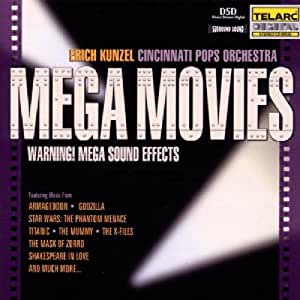 进口CD:超级电影音乐精选(CD)(SACD60535C)