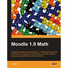 Moodle 1.9 Math (English Edition)