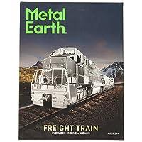 "METAL Earth mmg104 502609 "" 货运火车 "" 设计玩具"