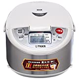 TIGER 虎牌 JKW-A18C 日本原装进口IH电饭煲国内5L(亚马逊自营商品, 由供应商配送)