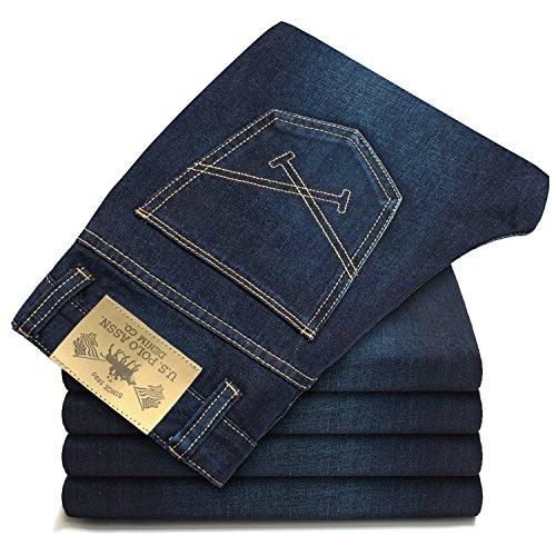 アメリカの大きなクリアランス2マイナス20元米国POLOメンズジーンズメンズズボンは秋と冬の野生のスリムパンツの潮2018新しい衣装