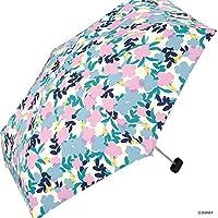 World Party(Wpc.) Disney迪士尼 雨伞 折叠伞 白色 50厘米 女款 手袋式 爱丽丝/花园 迷你 DS041-179 OF