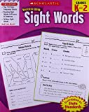 Scholastic Success With Sight Words: Grade K-2