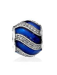 Pandora 潘多拉 女士蓝色配饰串珠 791991EN118(丹麦品牌 )