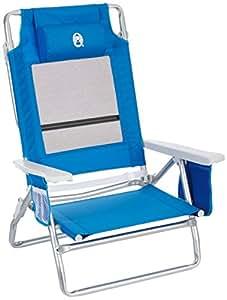 Coleman 野营椅 'Recliner' 低帮