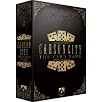 Carson City The Card Game Fast-Paced Board Game Capstone Games CTGQG1009