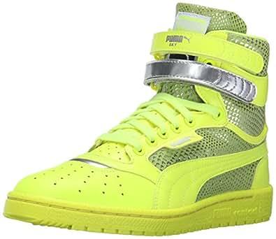 PUMA 女士 Sky II HI Futur Minimal WN's 篮球鞋 *黄色 11