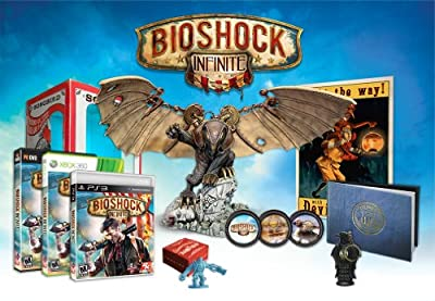 Bioshock Infinite - Ultimate Songbird Edition (Xbox 360)