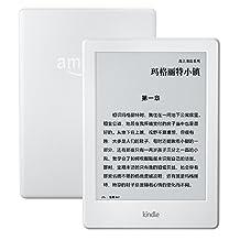 Kindle电子书阅读器 (入门版)— 升级外观设计,电子墨水显示屏,专注阅读,舒适护眼,内置WIFI