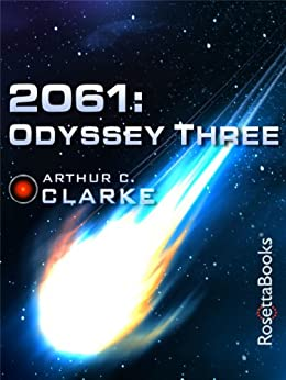 """2061 (Space Odyssey Book 3) (English Edition)"",作者:[Clarke, Arthur C.]"