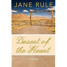 Desert of the Heart: A Novel (English Edition)
