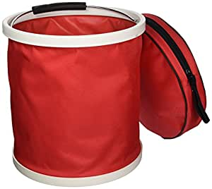 TuffTote Presto Bucket, 2.9-Gallon, Red