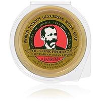 Col. Conk Bay Rum 剃须皂 3.75 盎司 大号