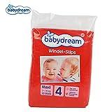 babydream 德国原装进口拉拉裤 婴儿纸尿裤尿不湿学步裤 M号 L号 XL号 (M号 22片7-15kg)
