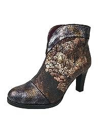 Laura Vita 女 短靴 SL316-3A