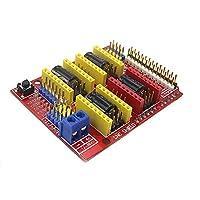 BTMB A4988 V3 雕刻机驱动罩 3D 打印机 CNC 驱动器扩展板 适用于 3D 打印机 CNC