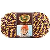 Lion Brand Yarn 135-603 Hometown USA Yarn, Tigers