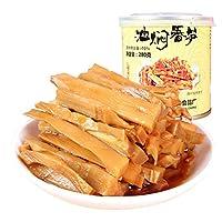 油焖笋 280克*4罐 春笋新鲜雷竹笋 即食零食小吃 鲜嫩爽口 下饭菜 竹笋尖酱菜