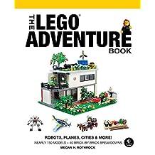 The LEGO Adventure Book, Vol. 3: Robots, Planes, Cities & More! (English Edition)