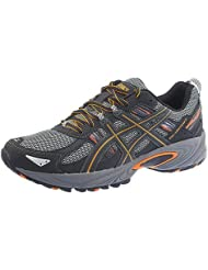 中亚:(新品)亚瑟士 Asics 男士凝胶减震越野跑步鞋 黑 Gel-Venture 5 Running ¥355.14