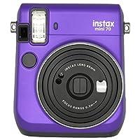 Mini 70 父母颜色和风格Instax Mini 70 - Neon Violet 底部 紫色
