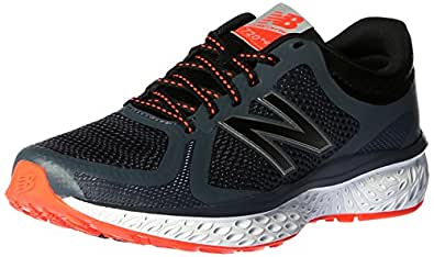 New Balance 男 跑步鞋720系列  M720LT4-2E-85 深灰色 42 (US 8.5)